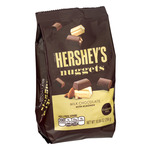 HERSHEY'S NUGGETS Milk Chocolate with Almonds, 10.56 oz