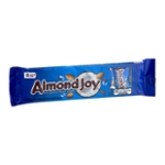 ALMOND JOY Snack Size Candy Bars, 8 Count
