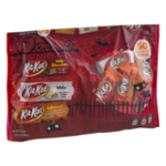 KIT KAT® Halloween Snack Size Wafer Bars Assortment, 50 Pieces