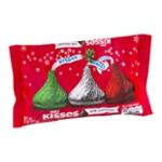 KISSES Holiday Milk Chocolates
