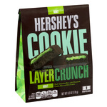 HERSHEY'S Cookie Layer Crunch, Mint, 6.3 oz