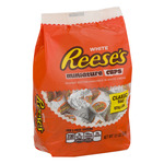 Reese's Peanut Butter Miniature Cups White
