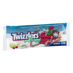 TWIZZLERS PULL 'N' PEEL Holiday King Size Candy, 4.2 oz