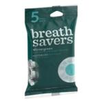 BreathSavers Sugar Free Mints Wintergreen