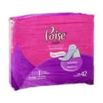 Poise Ultra Plus Absorbency Pads with Side Shields