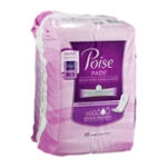 Poise Pads Maximum Absorbency Regular Length - 48 CT