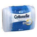 Cottonelle FreshCare Flushable Cleansing Cloths Clean Ripple - 42 CT