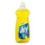 Joy Ultra Dishwashing Liquid Lemon Scent
