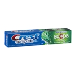 Crest Complete Whitening+ Scope Toothpaste