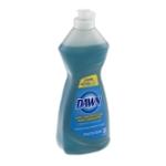Dawn Non-Concentrated Simply Clean Dishwashing Liquid