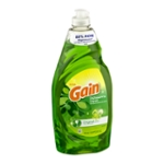Gain Ultra Dishwashing Liquid Original Scent