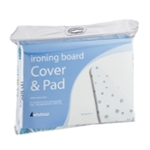 Whitmor Ironing Board Cover & Pad Spring Floral