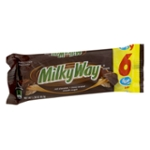 Milky Way Fun Size Bars - 6 CT