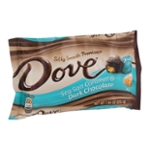Dove Sea Salt Caramel & Dark Chocolate