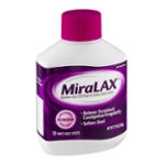 MiraLAX Laxative Unflavored Powder