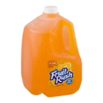 Fruit Rush Fruit Drink Orange