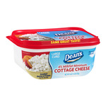 Dean's 4% Milkfat Cottage Cheese Large Curd 16 OZ