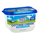 Dean's Country Fresh Lowfat Cottage Cheese 1% Milkfat Small Curd