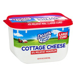 Dean's Country Fresh Cottage Cheese Large Curd