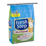Fresh Step Non-Clumping Clay Cat Litter Scented