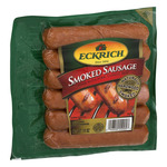 Eckrich Smoked Sausage - 6 CT