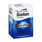 Bausch & Lomb Boston Travel Pack Advance Formula