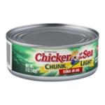 Chicken of the Sea Tuna in Oil Chunk Light
