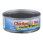 Chicken of the Sea Chunk White Albacore Tuna in Water