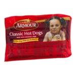 Armour Classic Hot Dogs - 8 CT