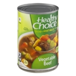 Healthy Choice Soup Vegetable Beef