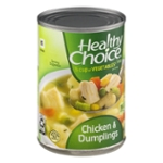 Healthy Choice Soup Chicken and Dumplings