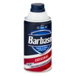 Barbasol Thick & Rich Shaving Cream Original