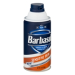 Barbasol Thick & Rich Shaving Cream Sensitive Skin