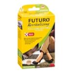 Futuro Revitalizing Ultra Sheer Knee Highs for Women Moderate Large/Nude