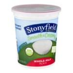 Stonyfield Organic Whole Milk Yogurt Plain