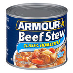 Armour Beef Stew Classic Homestyle
