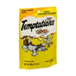 TEMPTATIONS Classic Treats for Cats Tasty Chicken Flavor 3 Ounces