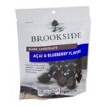 Brookside Dark Chocolate Açai and Blueberry Flavors
