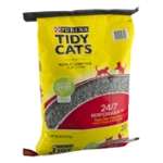 Purina Tidy Cats 24/7 Performance for Multiple Cats Non-Clumping Cat Litter - 20 lb. Bag