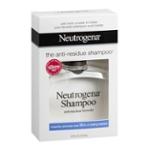 Neutrogena Anti-Residue Shampoo, Gentle Non-Irritating Clarifying Shampoo to Remove Hair Build-Up & Residue, 6 fl. oz
