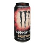 Monster Rehab Energy Iced Tea Peach