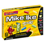 Mike And Ike Zours Sour Fruitz Flavored Candies
