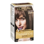 L'Oreal Paris Superior Preference Fade-Defying Color + Shine System 4SM Dark Soft Mahogany Brown/Warmer