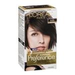 L'Oreal Paris Superior Preference Fade-Defying Color + Shine System 4 Dark Brown/Natural