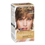 L'Oreal Paris Superior Preference Fade-Defying Color + Shine System 6 1/2 G Lightest Golden Brown/Warmer