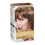 L'Oreal Paris Superior Preference Fade-Defying Color + Shine System 6AM Light Amber Brown/Warmer
