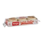 Bays English Muffins Original - 6 CT
