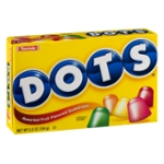 DOTS Gumdrops Assorted Fruit Flavored