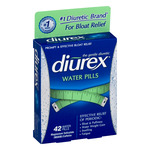 Diurex Water Pills for Bloat Relief - 42 CT