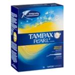 Tampax Pearl Regular Tampons - 18 CT